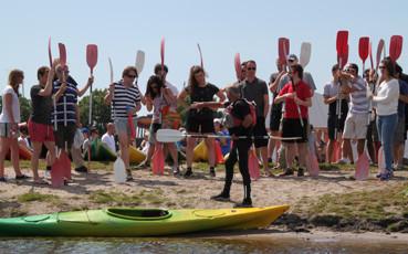Ottenhome Heeg Events - Activiteiten - kanoën