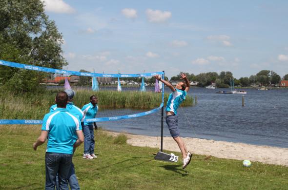 Beachvolley - Outdoor activiteiten in Friesland - Ottenhome Heeg 1