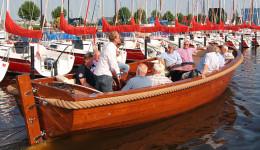 Bedrijfsuitje sloepvaren - Friesland - In Friesland