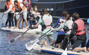 Activiteiten in Friesland - Ottenhome Heeg Events - Groepsarrangementen - Mega suppen