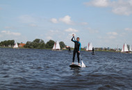 Outdoorevents - stand up paddle - Bedrijfsuitje in Friesland - Ottenhome Heeg Events