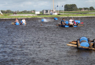 Vlotbouwen - Outdooractiviteiten in Friesland - Ottenhome Heeg Events 1