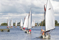 Zeilen in Friesland -zeilarrangementen - groepsarrangementen - watersport - Ottenhome Heeg Events