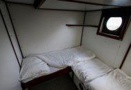 2 eenpersoonsbedden - Hotelschip It Beaken